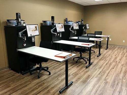 ELAN Hands-On Training Center