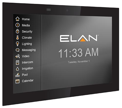 ELAN Touch Panels