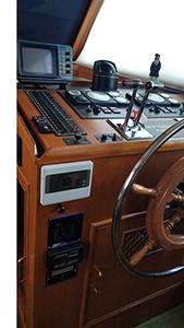 Lombardi Yacht Inside